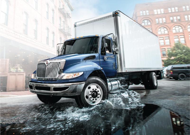 Splashing Truck | Wiers | Fleet Sales Trends