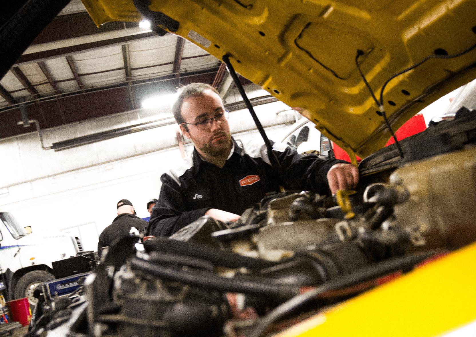 Truck Repairs | Wiers