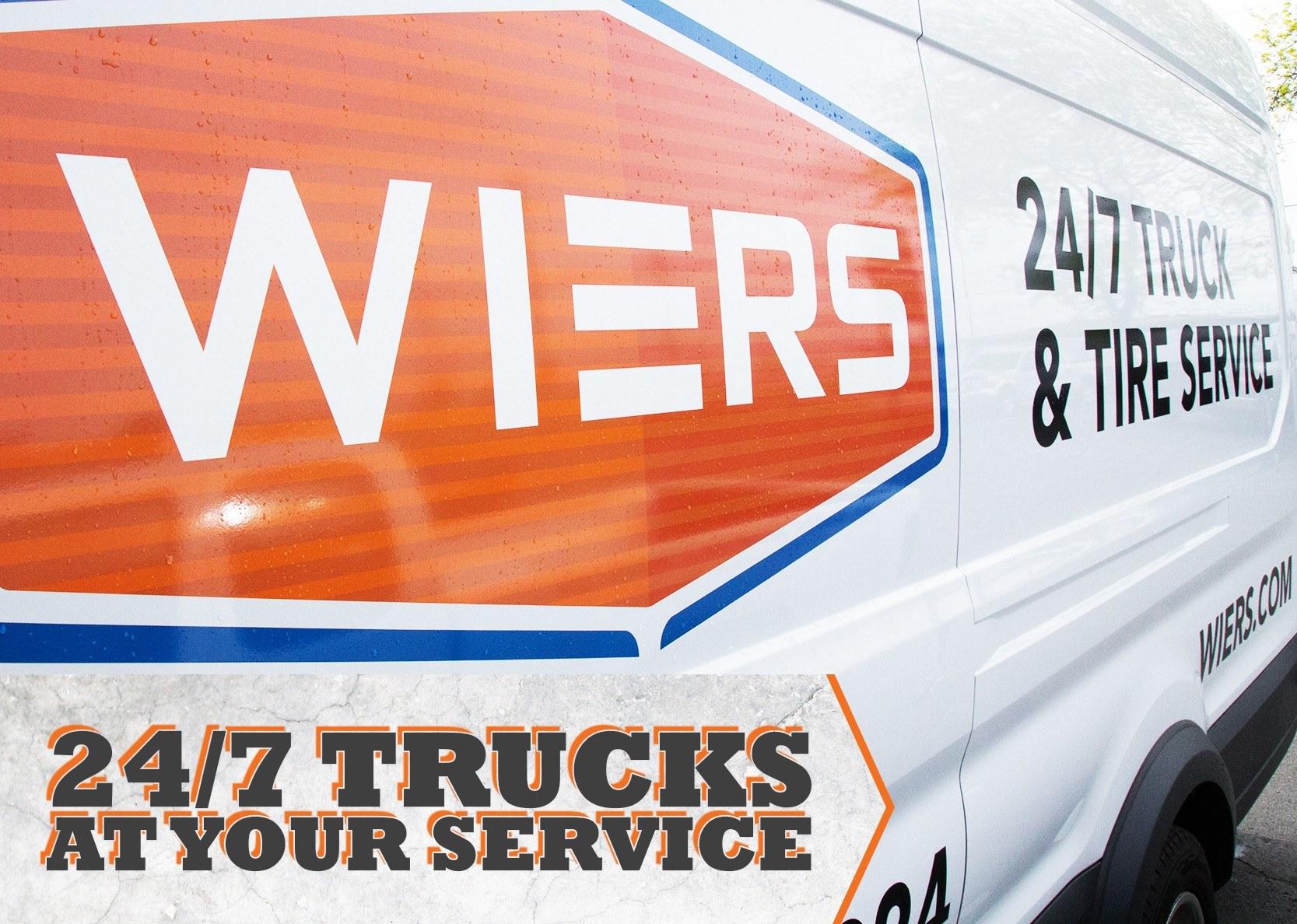 24 Hour Service | Wiers