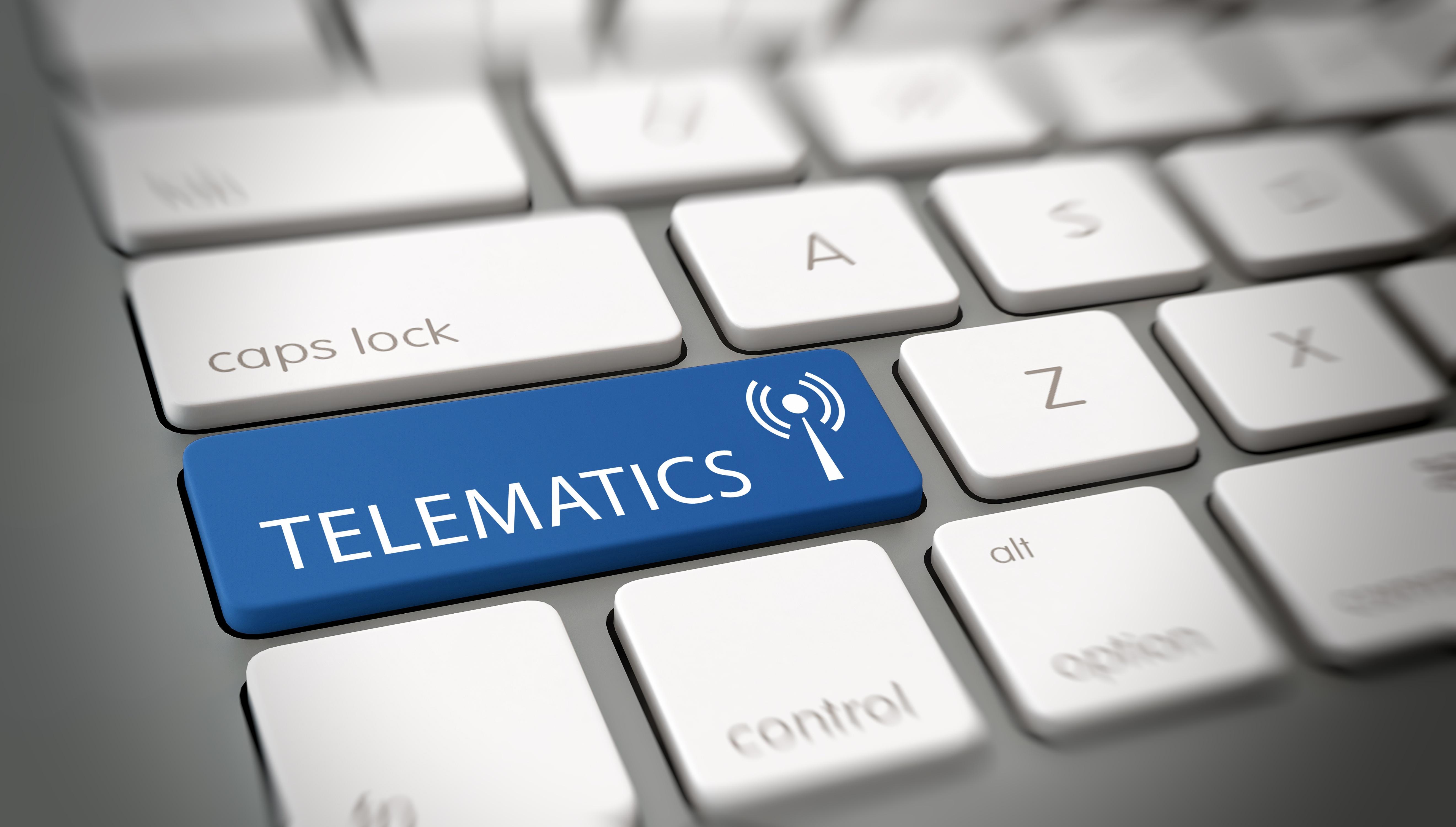 Telematics Button | Wiers