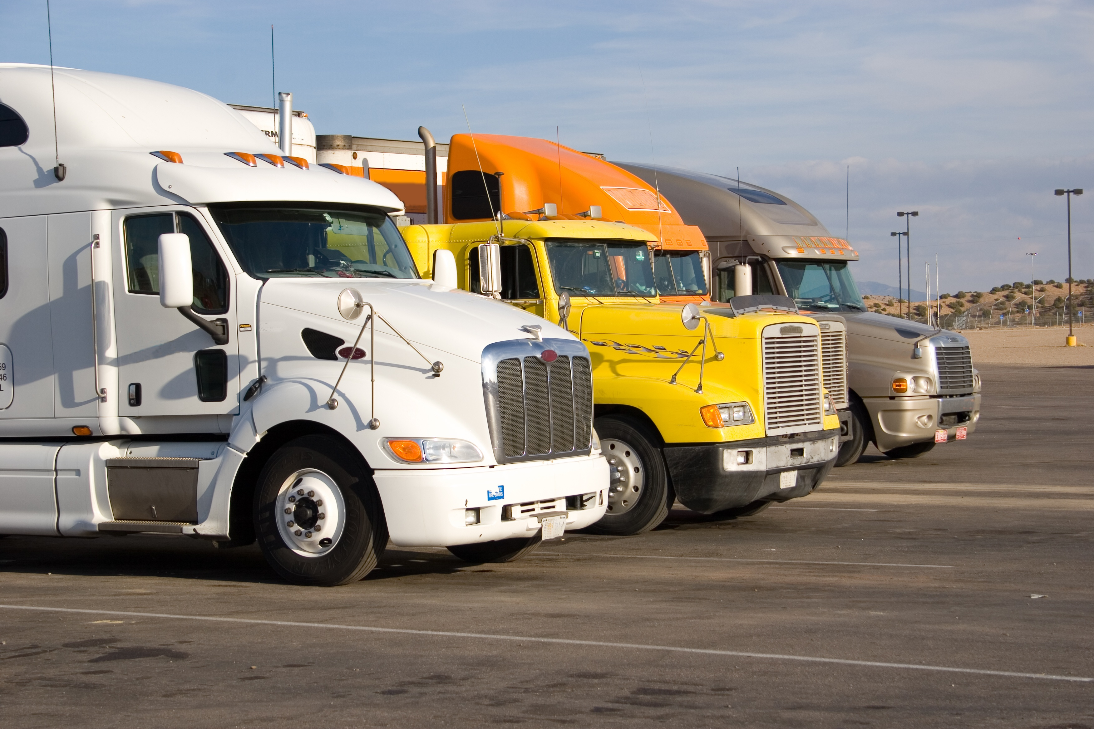 Trio of Trucks | Wiers