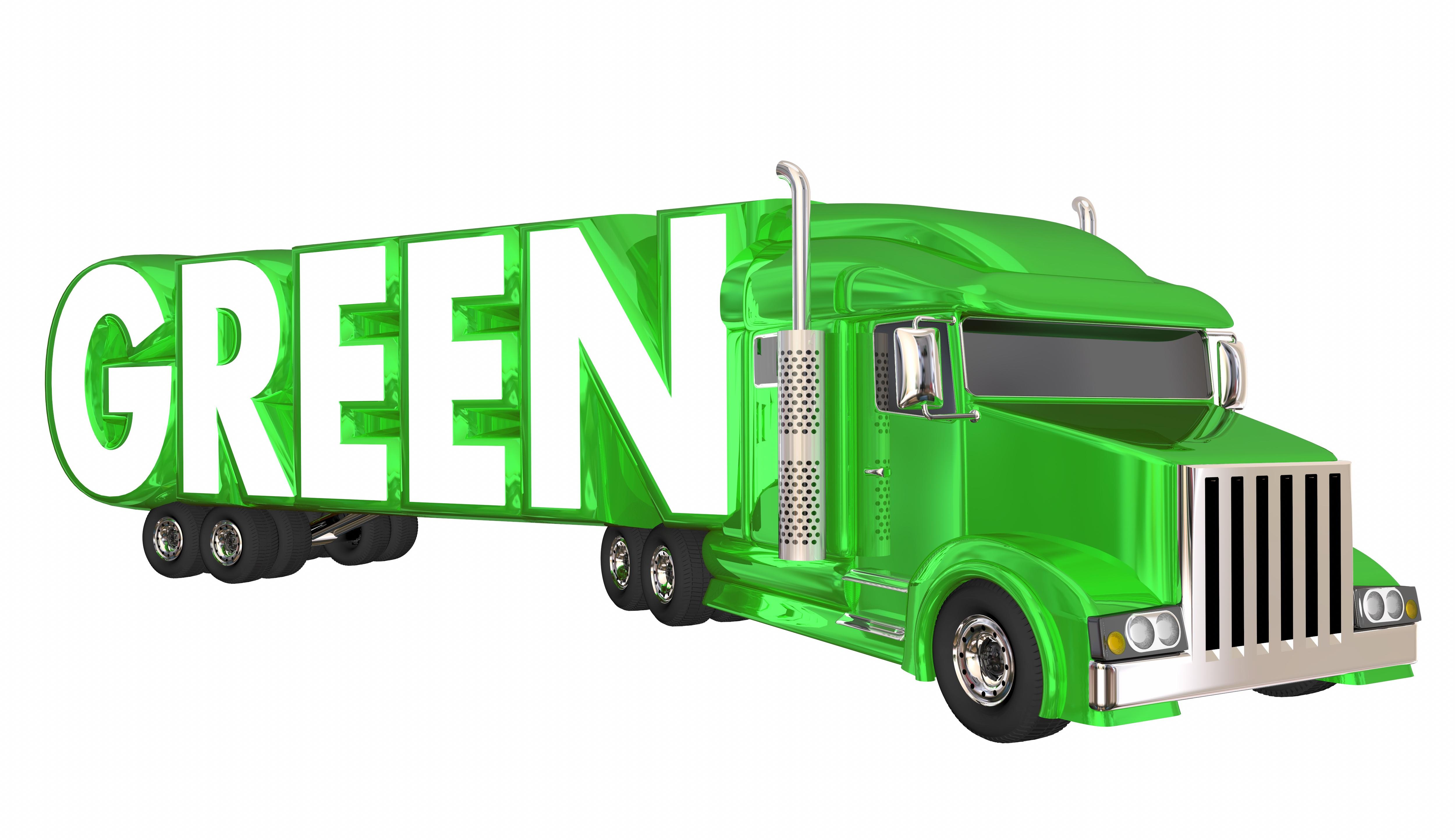 Green Trucking Transportation | Wiers