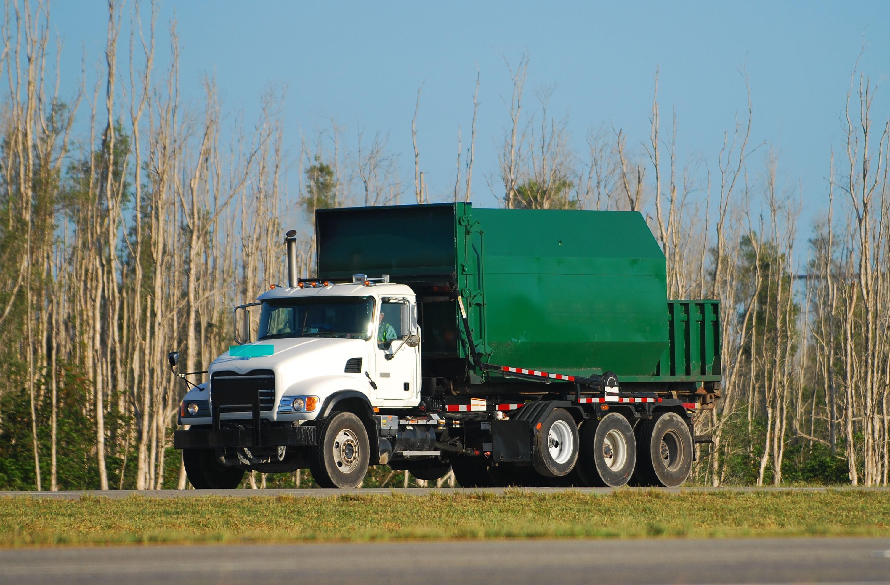 Waste Management Truck | Wiers