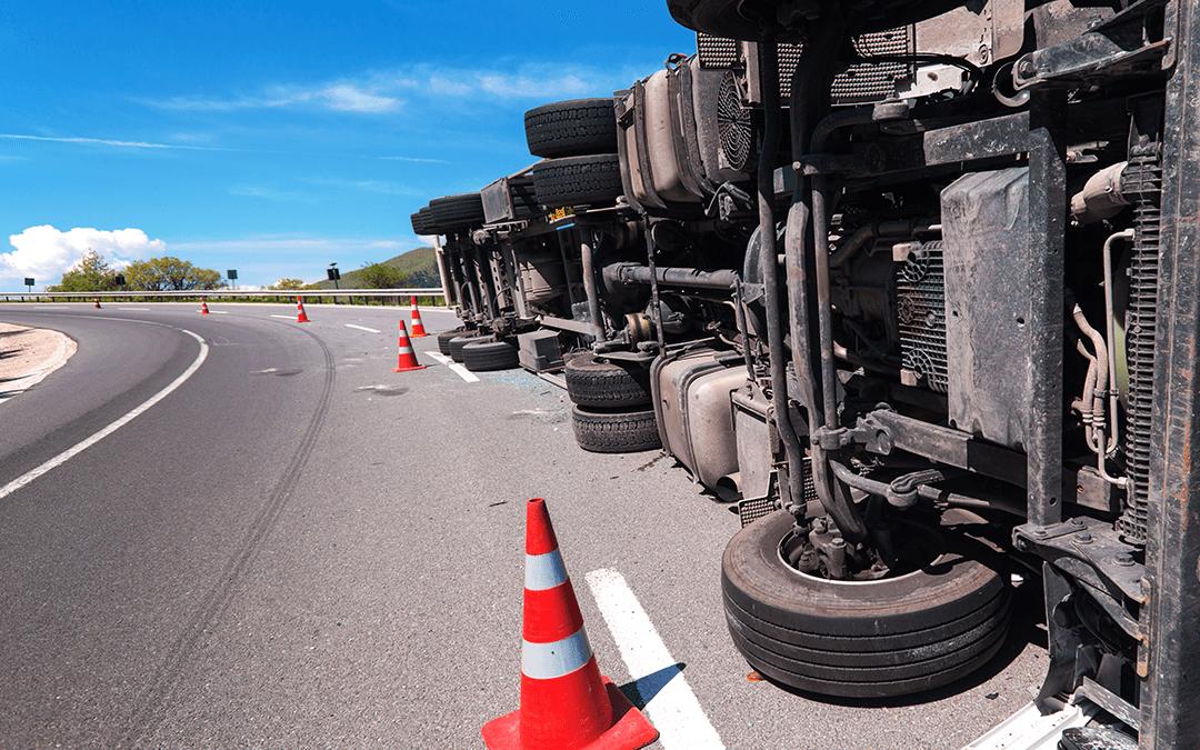 overloaded truck | Wiers Fleet Partners