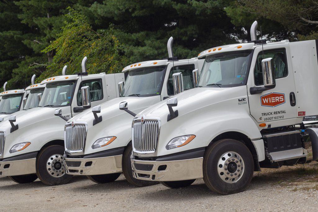 Wiers Truck Rentals